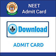 NEET Admit Card 2018 Online Download Hall Ticket 2018 - 19 | SarkariExam.com