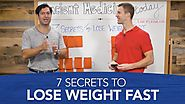 7 Secrets to Lose Weight Fast