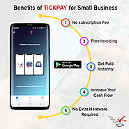 Benefits of TiCKPAY for Small Business