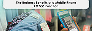 Benefits of a Mobile Phone EFTPOS Function for Small Business