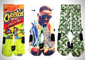 HUGE Selection of Cool Basketball Socks
