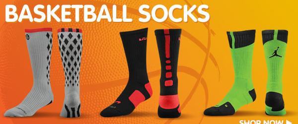 Headline for Cool Basketball Socks