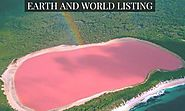 Top 10 Beautiful Colorful Lakes In The World