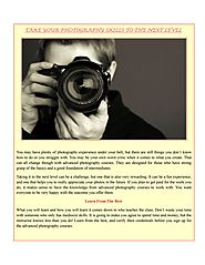 Take your photography skills to the next level by London Institute of Photography - issuu