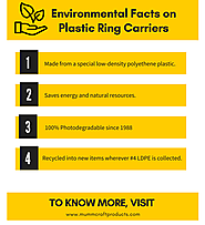 Environmental Facts on Plastic Ring Carriers