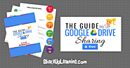 The Guide to Google Drive Sharing – FREE eBook