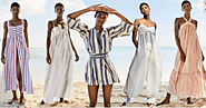 Three Graces London Nightwear for Nearest Beach