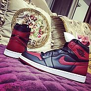 Air jordan 1 banned for sale
