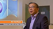 Fred Reyes, Skin Station shares how Zenoti improved every aspect of their operations