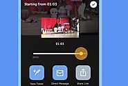 Twitter Adds New Option to Share Live Videos from Specific Playback Point | Social Media Today