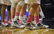 LOTS of Really Cool Basketball Socks