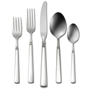 Oneida Easton 20-Piece Stainless Flatware Set, Service for 4