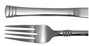 Cambridge Silversmiths Codie 65-Piece Flatware Set, Service for 12