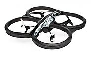 Amazon.com: Parrot AR.Drone 2.0 Elite Edition Quadcopter - Sand: Electronics