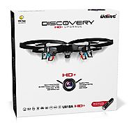 Force1 UDI U818A Camera Drone for Kids - HD Drone with Camera for Beginners - 720p RC Camera Drones w/ 360° Flips & E...