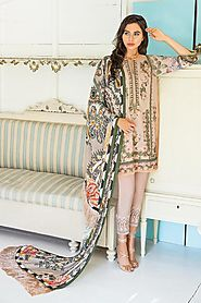 Ready Made Pakistani Clothes UK | House Of Faiza