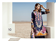 Baroque UK | Stylish Pakistani Designer Womens Clothing UK | House of Faiza