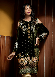 Azalea | New Arrivals in Pakistani Designer Womens Clothing | House of Faiza