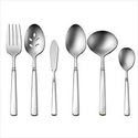 Oneida Easton 6-Pc Serving Set Fine Community Flatware 18/10 Stainless Classic Pattern : Amazon.com : Kitchen & Dining