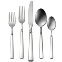 Amazon.com: Oneida Easton 46-Piece Stainless Flatware Set, Service for 8 with Bamboo Drawer Organizer: Kitchen & Dining