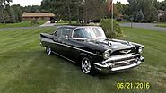 Latest Classic Chevrolet Cars for Sale : 1957 Chevy Bel Air : The Motor Masters