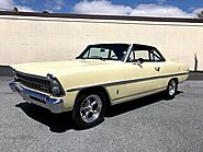 1967 Chevy ll Nova : Classic Cars For Sale : The Motor Masters
