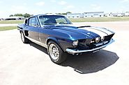 1967 Shelby GT500 Car for Sale : The Motor Masters