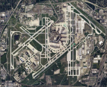 The 10 Largest Airports in the World as Seen From Above | Mental Floss