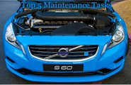 Smooth Riding: The Top 5 Maintenance Tasks for your Volvo