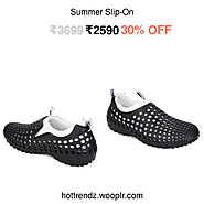 Summer Slip-On | Only on hottrendz.wooplr.com | Best Loafers and slip ons Online