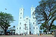 Vallarpadam Church, Kerala
