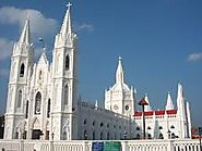 Velankanni Church, Tamil Nadu