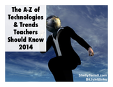 The A-Z of Teaching Trends and Technology (2014)
