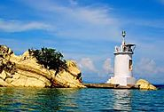 Lighthouse at Havelock Island