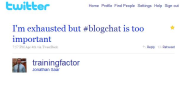 What is #Blogchat? | MackCollier.com - Social Media Training and Consulting