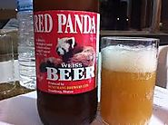 The Red Panda Beer