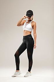 Shredded sports top – Escapar Active