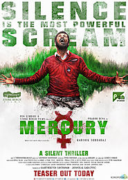 Mercury Movie Review, Ratings | Parbhudeva | Karthik Subbaraj's Silent horror film