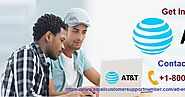 Contact us at AT&T customer service Number +1-800-542-0248
