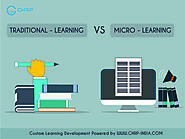 Micro Learning Vs Traditional Learning Who will win the Race? CHRP-INDIA Pvt. Ltd.