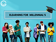 eLearning Solutions for Millennial's | CHRP INDIA Pvt. Ltd.