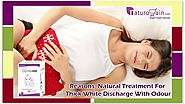 Reasons, Natural Treatment for Thick White Discharge with Odour