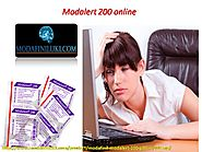 Modalert 200 Online- Availability of Modalert 200 online has helped many people to attain daytime alertness