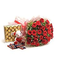 Send Perfect N Lovely Online Same Day Delivery - OyeGifts.com