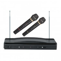 Amazon.com: Supersonic SC-900 Professional Wireless Dual Microphone System Kit: Musical Instruments