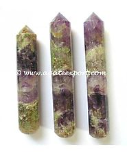 AMETHYST 16 FACETED MASSAGE