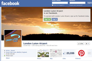 Luton Airport uses fatal crash picture in Facebook publicity stunt