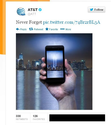AT&T 9/11 Twitter fail gets taken down