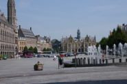 Ypres : a city to experience