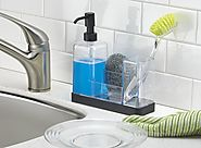 Kitchen Sink Soap Dispenser Accessories And Picking Tips